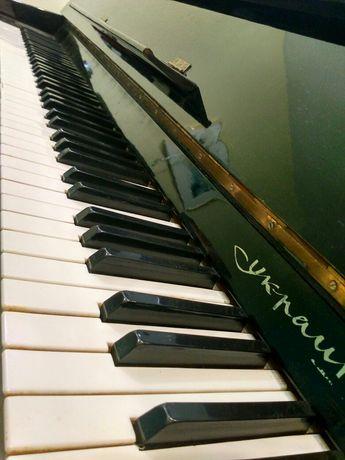 1 этаж, Соцгород. Фортепиано Украина Чернигов пианино черное