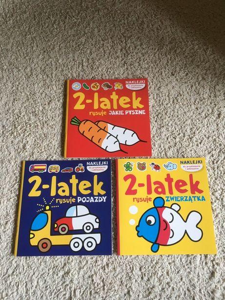 Nowe książeczki Pierwsze słowa 2-latek dla maluchów chłopca dziewczynk