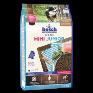 Bosch mini junior (karma dla szczeniaka Bosch 3kg)