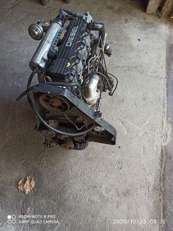 Двигун  Opel Astra G 1.7 TD 99 Року.