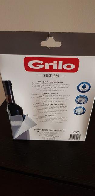NOVO- Manga refrigeradora para vinho ou champanhe