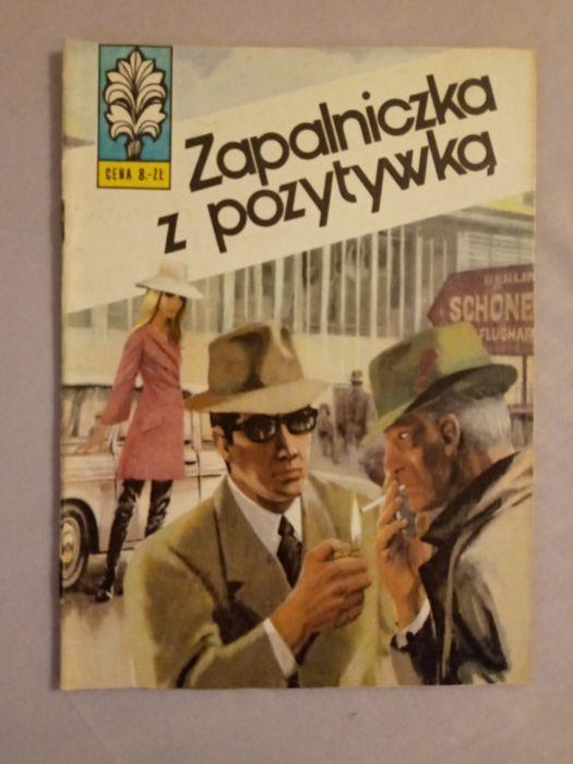 Kapitan Żbik Zapalniczka z pozytywką Olsztyn - image 1