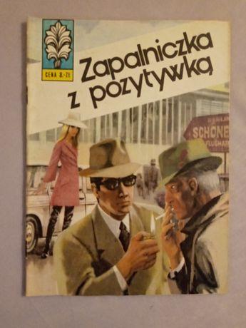 Kapitan Żbik Zapalniczka z pozytywką