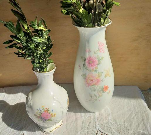 Ваза вазочка костяной фарфор Англия