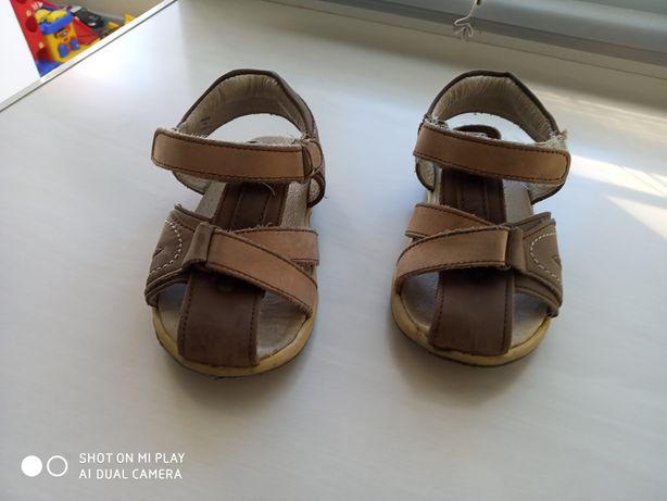 Кожаные сандалии Twig, босоножки.