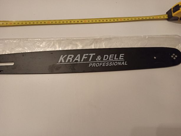 prowadnica KRAFT & DELE ,piła motorowa