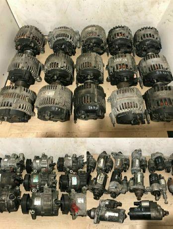 Генератор компрессор кондиционера Volkswagen Skoda Audi Passat Golf