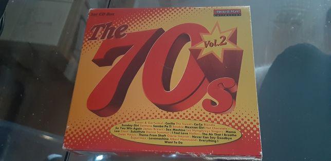 Płyty muzyczne lata 70 vol2  trójpak