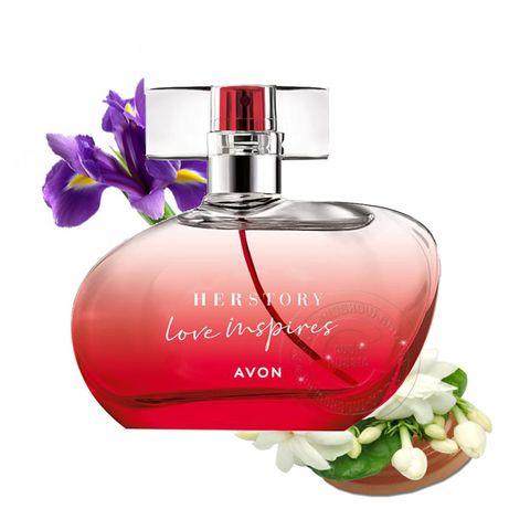 Perfume AVON Herstory Love Inspires - EDP - 50 ml