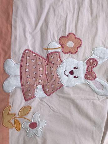 Защита на кровать постельное подушка Feretti