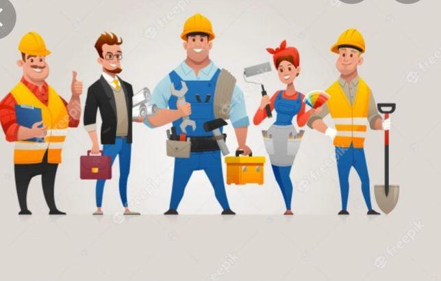 Olá a procura de alguém para fazer serviços na casa ou apartamento?