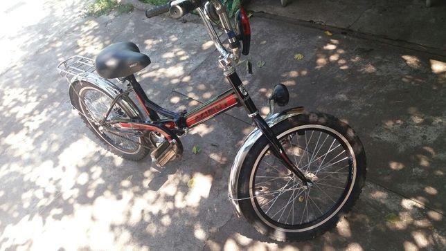 Складной Велосипед Азимуд колеса 24