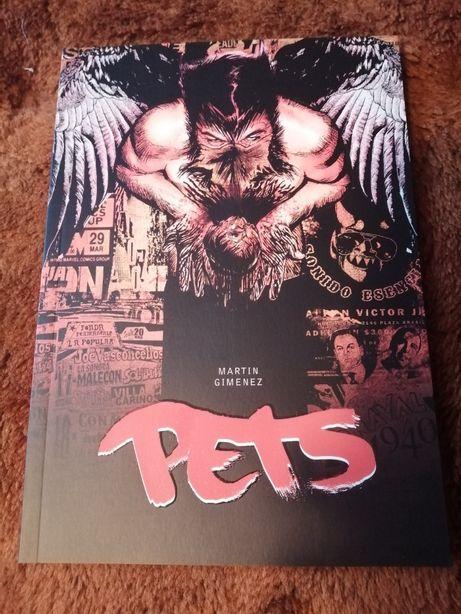 "Komiks ""Pets"" Martin Gimenez"