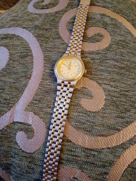 Часы GROVANA бренд позолота