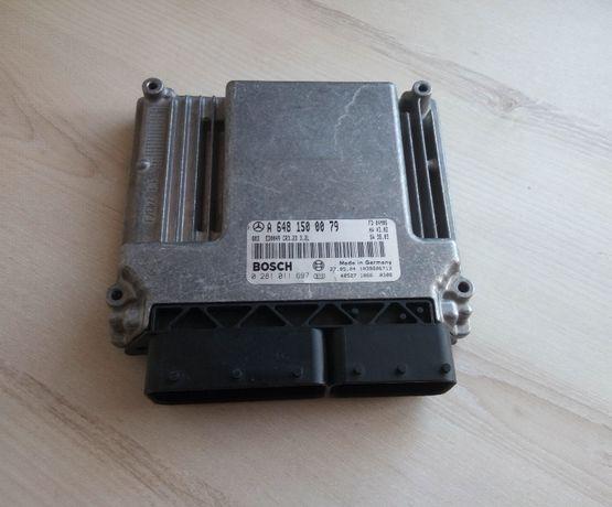 Komputer silnika Mercedes W220 A648150.0079 CR3.23 3.2L 0281.011697