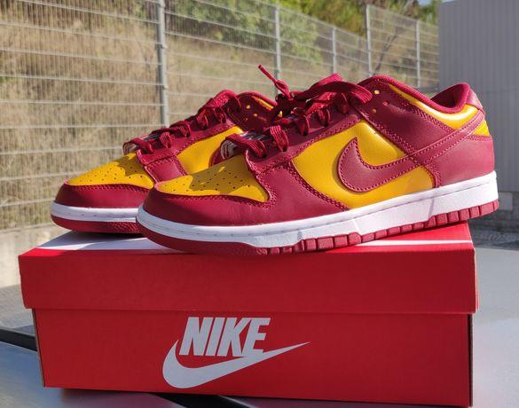Nike Dunk low Midas Gold - 42
