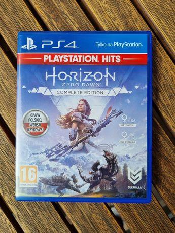 Horizon Zero Down Complete Edition PL PS4 pudełko ideał PL