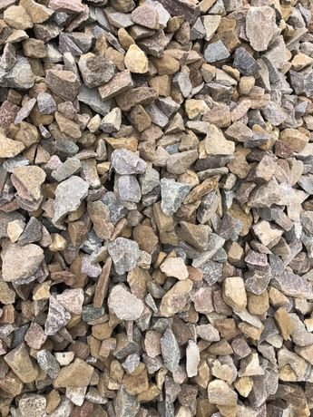 Kamień kopalniany, frez,tłuczeń,kliniec