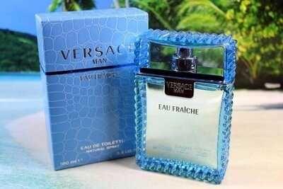 ДУХИ ПАРФЮМ мужской туалетная вода Versace Man Eau Fraiche 100 ml ОАЭ