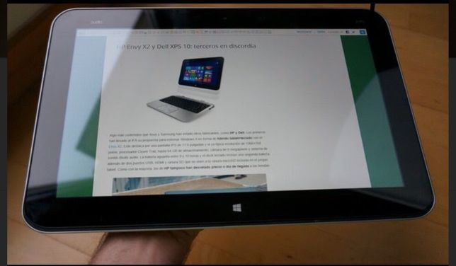 Ультрабук/планшет HP EVNY X2 11.6 2Gb/64gb