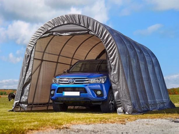 Namiot garażowy • Garaż • Magazyn • Schowek / Wymiar 6 x 3,6 x 2,75 m.