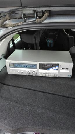Deck kaseta JVC