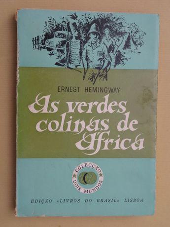 As Verdes Colinas de África de Ernest Hemingway