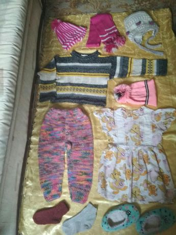 пакет С детская одежда на девочку 2- 3- 4- года: Детские вещи!,