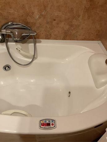 Banheira hidro massagem porcelanosa