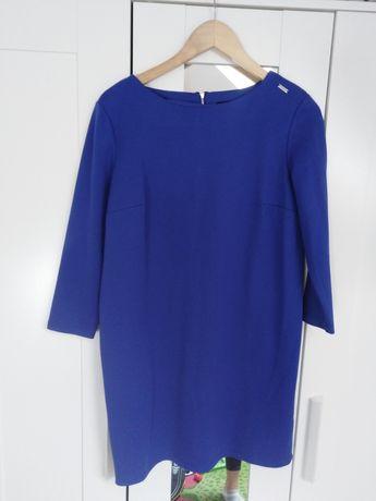 Sukienka Mohito M niebiesku atramentowy