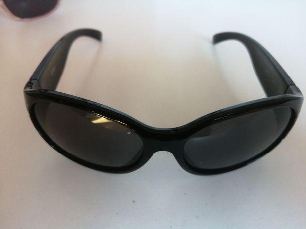 Okulary przeciwsłoneczne dla dziewczynki 2 sztuki