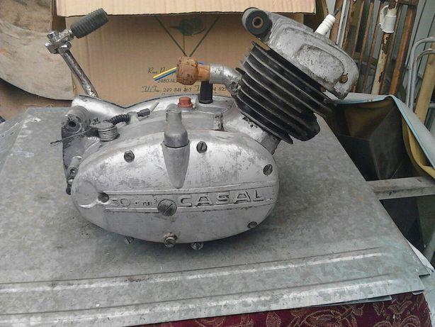 Motor zundap 2 e casal 2 e 4 velocidades