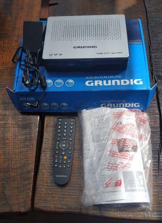 Grundig DSR 8200 DVB-S2 HDTV USB,PVR ,HbbTV,C