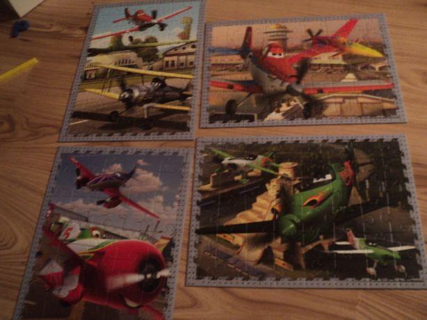 TREFL Disney Planes Samoloty 4W1