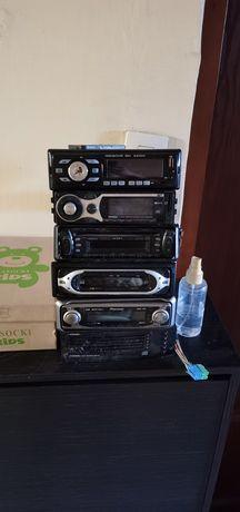 Radio samochodowe Sony Blaupunkt Kenwood Clarion JVC zmieniarka