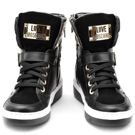 Sneakersy LOVE MOSCHINO r.37