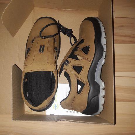 Buty robocze (półbuty-sandały)