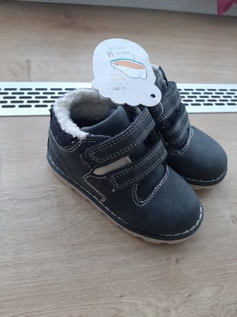 Утепленные, водонепроницаемые ботинки George