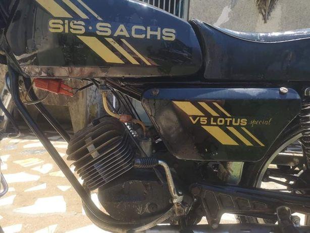 Motorizada Sachs v5 lotus