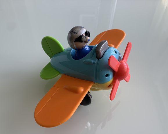 Конструктор самолет Tomy