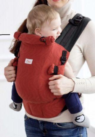 di sling adapted, ди слинг, эргокзак, май слинг