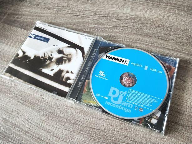 Warren G - Regulate... g funk era LP CD