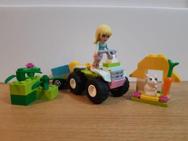 LEGO Friends Auto dla zwierząt 3935.