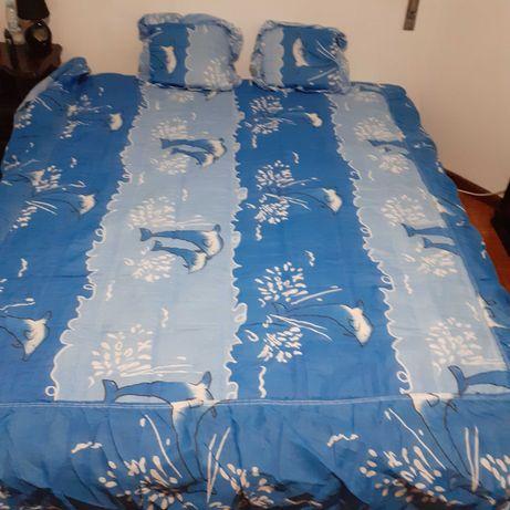 Colcha para cama 1,40×1,90