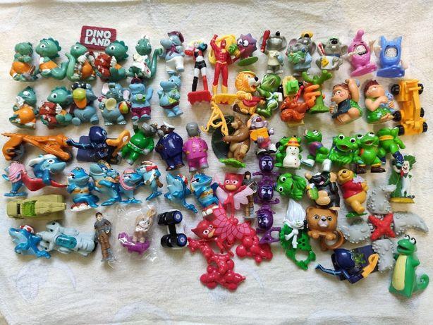 Киндеры игрушки фигурки