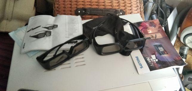 3D очки Philips новые