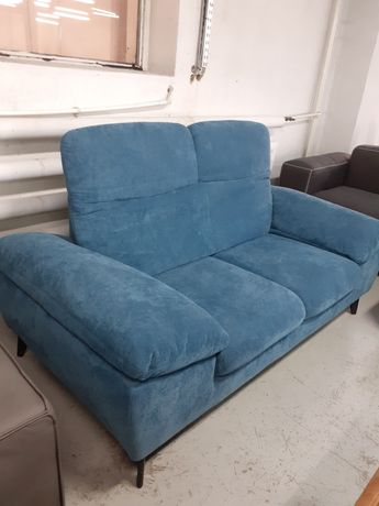 NOWA Sofa 2 osobowa 180 cm, regulowane zagłówki,  WYPRZEDAŻ