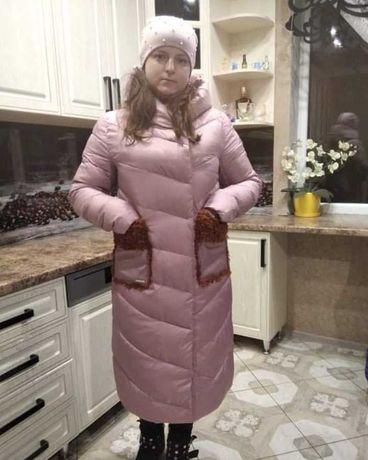 Куртка жіноча зима-