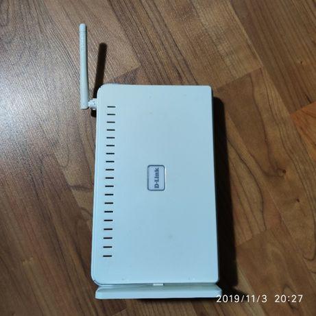 Router internet ADSL D-Link