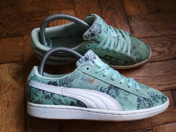 Замшевые кроссовки Puma Adidas Nike кросівки кроси кеды